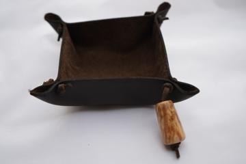 Cactchall w wood bead